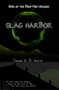 Slag Harbor Cover for Bowker